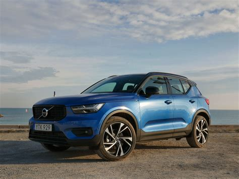 The volvo xc40 is a compact luxury crossover suv manufactured by volvo cars. Electric Volvo XC40 to Debut This Year - Swedespeed