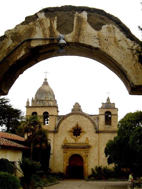 Carmel Mission Basilica | Carmel Mission - also known as ...