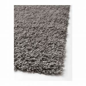 Teppich Ikea Grau : ikea hampen teppich langflor grau langflor hochflor l ufer br cke 195 x 133 cm ebay ~ Orissabook.com Haus und Dekorationen