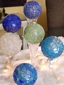 Christmas Ornaments Lights Balls Sea Glass Christmas Ornaments Hgtv