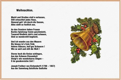 gedichte zu weihnachten 171 gedichte