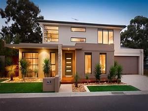 fachadas casas de dos plantas impresionantes fachadas de With superior entree de jardin moderne 10 sims 4 maison construction build house