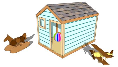 playhouse building plans diy  plans coop shed