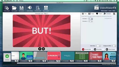 Video Maker Fx Review & Software Demonstration