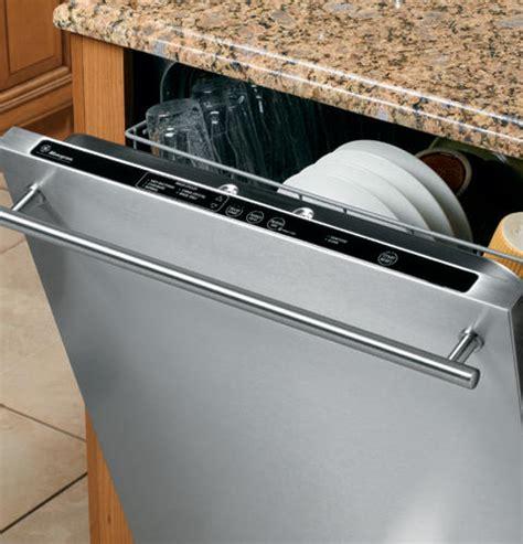 monogram dishwasher mjs contract appliance