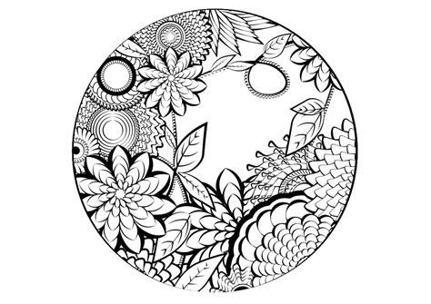 disegni estate da colorare e stare maestra cornicette con fiori da colorare