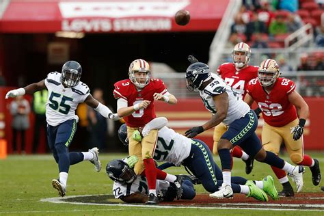 ers seahawks recap cj beathard pressured