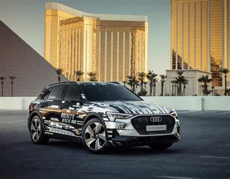 Audi Las Vegas by Audi Al Ces Di Las Vegas L Auto Diventa Una Piattaforma