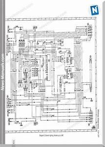 Ford Sierra Wiring Diagram