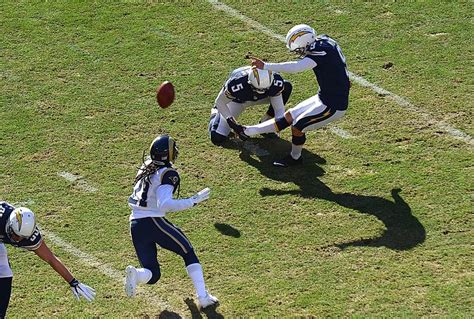 San Diego Chargers Top 10 Special Teams Players Of All-time
