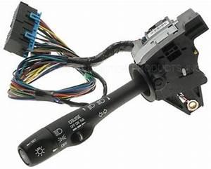 Corvette Switch Headlight Turn Signal Cruise Control 97 04
