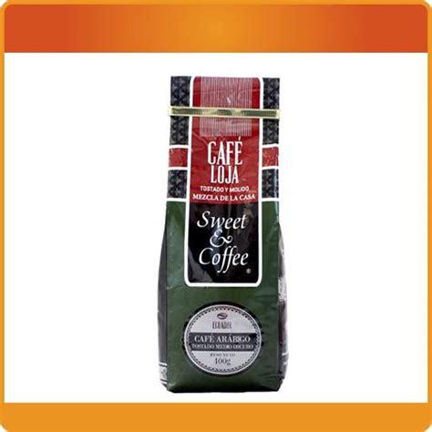 Reciba por correo las últimas ofertas de empleo en ecuador. Café Sweet & Coffe 400 gr - Serec Ecuador