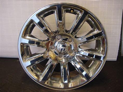 Chrome Rims For Chrysler 300 by Chrysler 300 Rwd Chrome 18 Quot Inch Oem Wheel Wheels