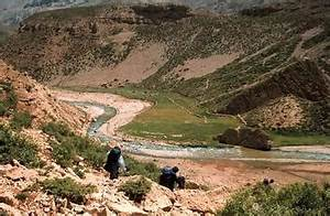 Zagros Mountains - Arabian Plate