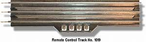 Lionel Trains 1019 Uncoupling Control Track Section