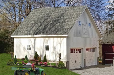 Buy a Two Story Shed or Barn from the Amish in Lancaster PA