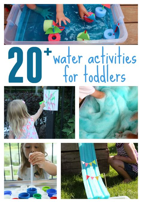 toddler approved 20 outdoor water activities for toddlers 654 | 20%2Bwater%2Bactivities%2Bfor%2Btoddlers