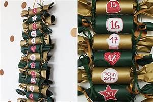 Adventskalender Aus Klopapierrollen : upcycling adventskalender aus toilettenpapierrollen basteln ~ Watch28wear.com Haus und Dekorationen