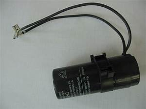 80uf Bhc 220v 300v Motor Start Capacitor Wire Leading
