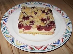 Kirschkuchen Blech Pudding : k se kirschkuchen vom blech von ufaudie58 ~ Lizthompson.info Haus und Dekorationen