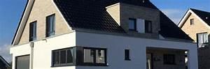 Modernes Haus Mit Satteldach : haustyp herten modernes einfamilienhaus mit satteldach modernes massivhaus modernes ~ Orissabook.com Haus und Dekorationen