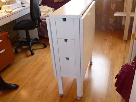 dimension meuble cuisine table de coupe ikea pliante norden ma maman la fée