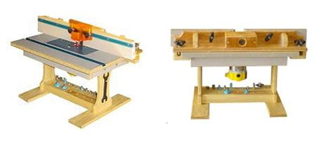 build  router table     downloadable diy