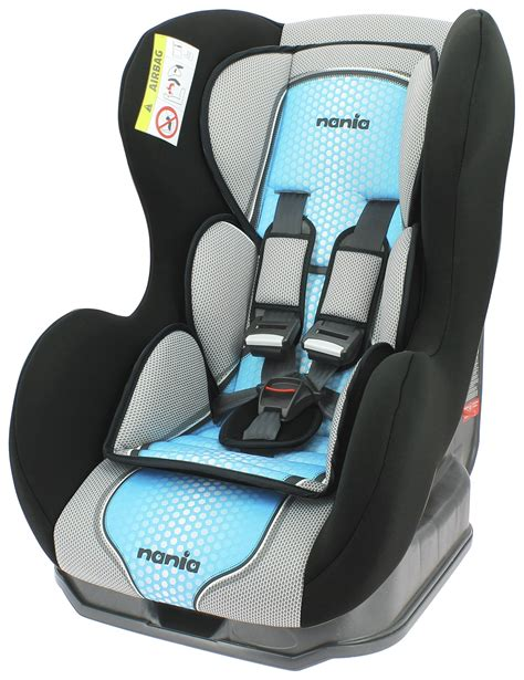 nania groups   cosmo  pop blue booster car