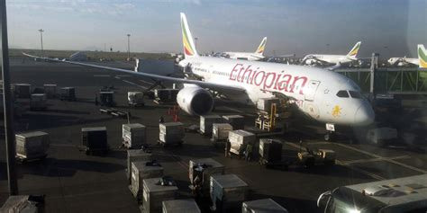Addis Ababa airport – a view into a parallel world