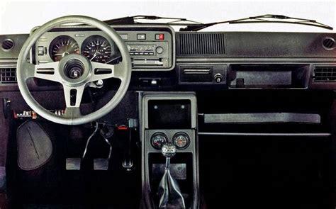 volkswagen golf gti series 1 car interiors volkswagen posts and volkswagen golf
