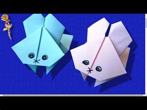 si鑒e sauteur origami lapin sauteur très amusant