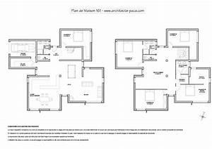 Plan maison contemporaine 161 villad39architecte 161 villa for Creer plan maison 3d 7 plan maison contemporaine 161 villadarchitecte 161 villa