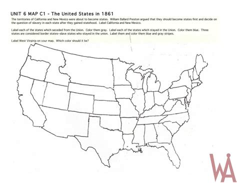 blank outline map   usa  whatsanswer