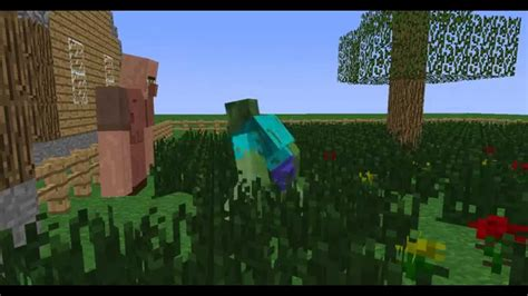 villager mutant zombie vs strong