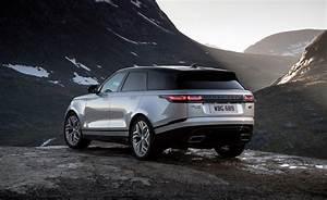 Range Rover Velar review 2018: design perspectives