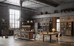 Amazing, Loft, Kitchen, Designs, That, Will, Blow, Your, Mind