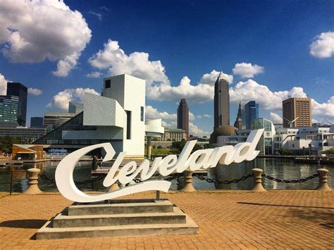 cleveland script signs  installed