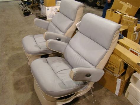 Rv Captains Chairs Flexsteel by Rv Parts Motorhome Rv Flexsteel Captains Chairs Auto