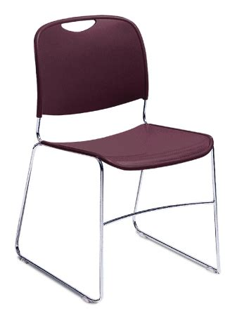 8500 Series Compact Stacking Chair