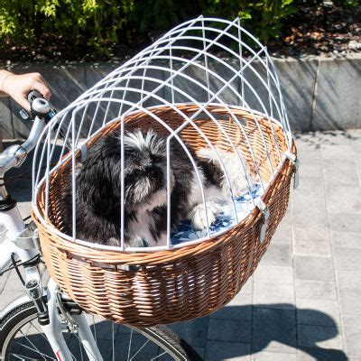 Aumüller Hunde Fahrradkorb