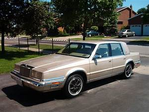Splashdown 1989 Chrysler New Yorker Specs  Photos