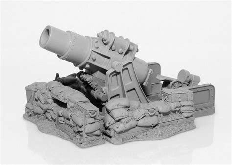 gan siege alternative artillery models x the lost and the damned x