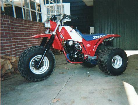 1985 Honda Atc200x
