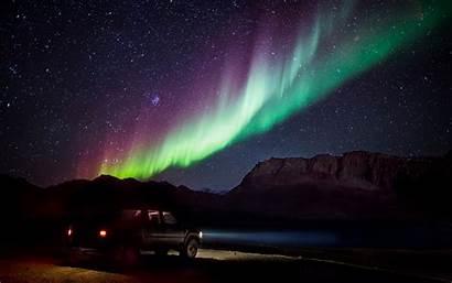 Northern Lights Polar Aurora Borealis Stars Wallpapers