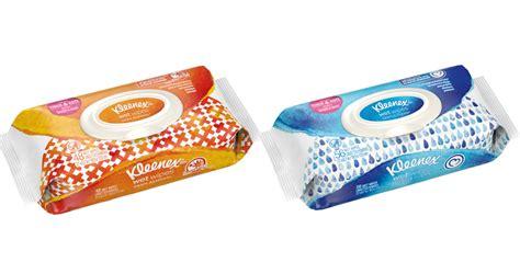 kleenex coupon wet wipes gentle clean