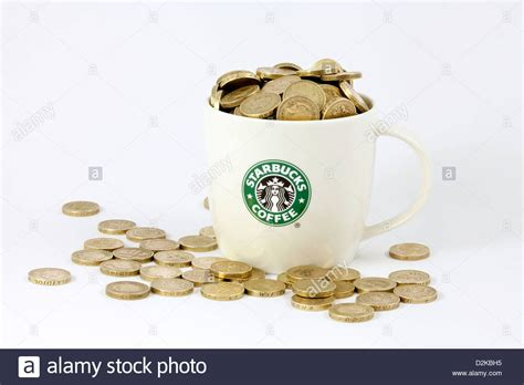 A Starbucks Cup Or Starbucks Mug Overflowing With Money Ground Coffee Yield Bella Single Serve Maker Instructions Grounded For Skin Bullet Alex Smith Denver Company - London Packaging Plunger