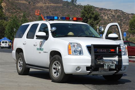 la park ranger city of los angeles park ranger s gmc yukon flickr
