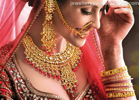 Bridal Jewelry by Indian Bridal Jewellery Wedding Magazine