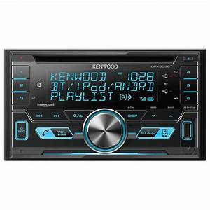Kenwood Dpx503bt  Am  Fm Car Stereo Receiver W   Flac Support