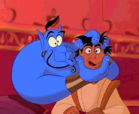 disney aladdin Robin Williams Genie DYKD ...